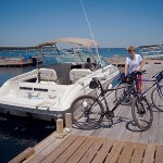 Boats, bikes and beaches
