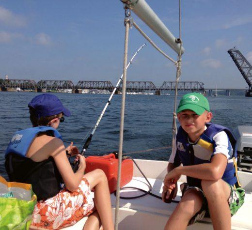 Cruising in Buckman's Wake