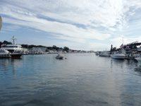 October: Falmouth, Mass. Inner Harbor