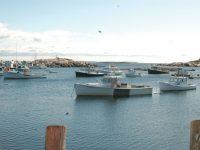 December: Matinicus Harbor, Maine