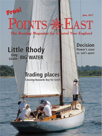 Points East Magazine, June 2017
