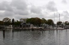 June: Branford Conn., Branford Yacht Club