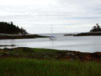 Northeast wind, Seal Trap, acute awareness