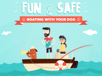 Boating with your dog this summer?