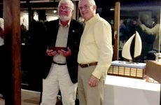 Points East's Yachtsman of the Year: Peter McCrea