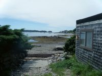 December: Graveyard Point, Harpswell, Maine
