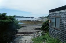 December: Graveyard Point, Harpswell, Maine