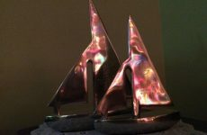 The Sails Are Brightly Shining!
