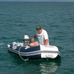A tale of nine dinghies