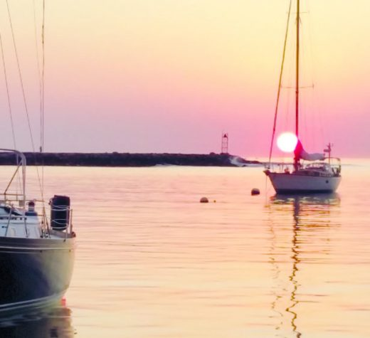 Scituate Harbor is not just any … port in a storm