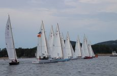 Images from the 2018 Hospice Regatta of Maine