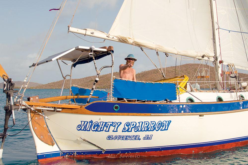 Mass. sailor finishes solo circumnavigation