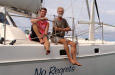 A 'deeply satisfying' sail