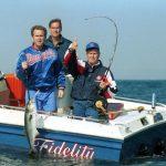 The day President Bush stopped at Marston's Marina