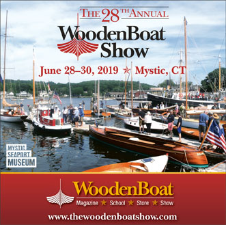 Wooden Boat Show Points East Magazine