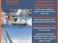 Sail Maine's Port Pass