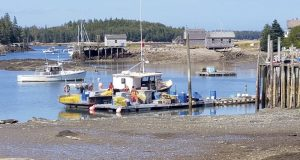 August Mystery Harbor: Frenchboro, Maine