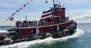MS Harborfest Tugboat Races 2019