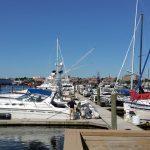 September: New Bedford Harbor
