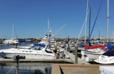 September: New Bedford Harbor