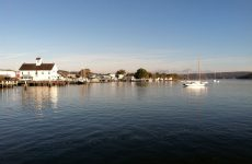 October: Guess the harbor, win a hat!