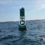 Salem Sound Bell Buoy #9