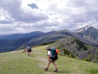 Photo courtesy Shannonfreix/WikipediaSerenity on the Continental Divide Trail. Outdoor activities have been especially popular during the lockdown.