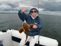 Fishing's slow
