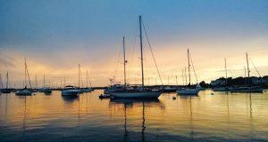 September Mystery Harbor: Kingman Yacht Center, Cataumet, Mass.