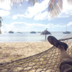 Round-trip ticket: Bahamas