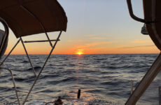 Photo by Christopher BirchSome of life's more vexing issues, it turns out, can be solved by putting to sea aboard a small boat.