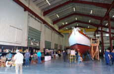 The Maine Boatbuilders Show is back!